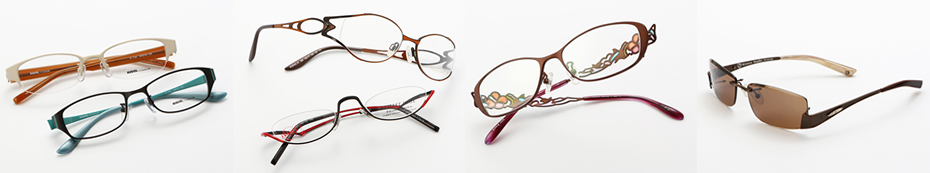 メガネのあれこれ
